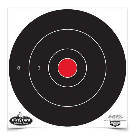"Target Dirty Bird bullseye 8\""/20cm 25kpl pakkaus"