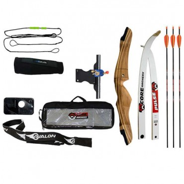 """Recurve Set CORE 62\""""20# Right Handed"""