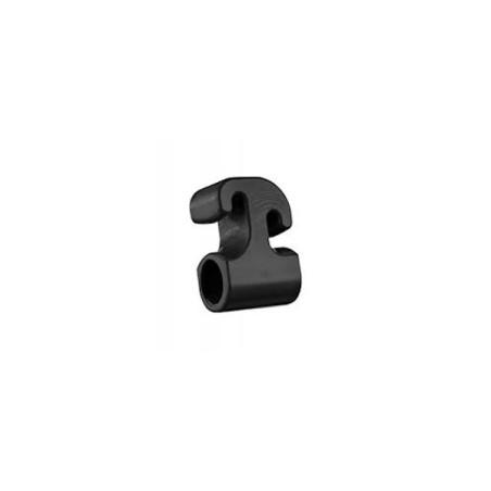 Kaapeliohjain musta.CABLE,SLIDE,BLACK,EA