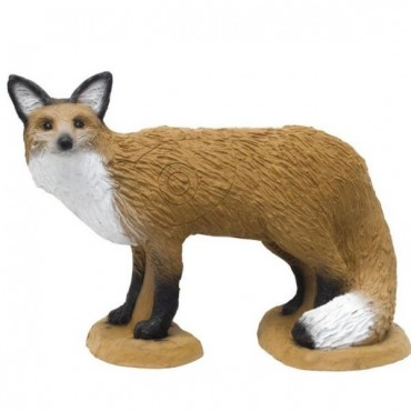 3-D Fox Walking