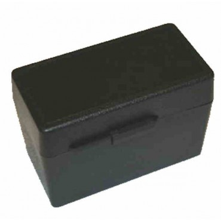 Plastic ammo case, size M