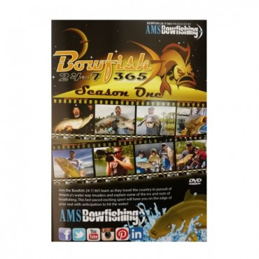 Bowfishing DVD