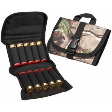 FABRIC AMMO POCKET, CAMO shotgun