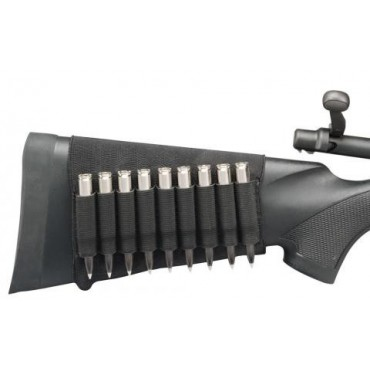 Butt Stock Shell Holder rifle