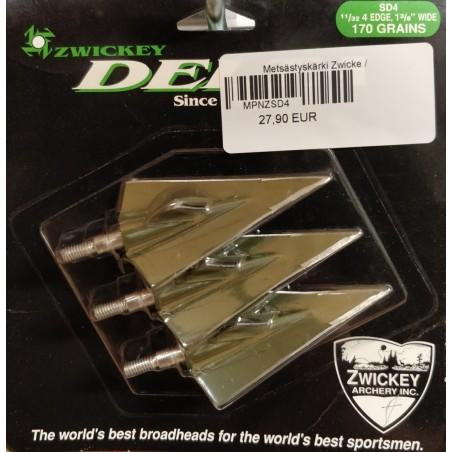 Delta 170gr 4-blade