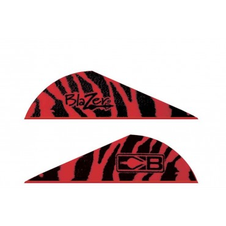 """Bohning Blazer 2"""" Tiger White"""