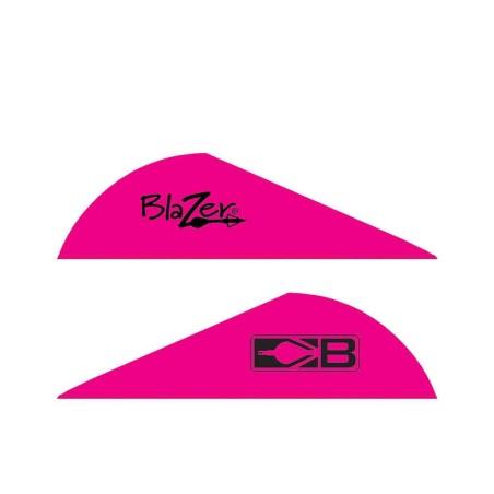 """Bohning Blazer 2"""" Hot Pink"""