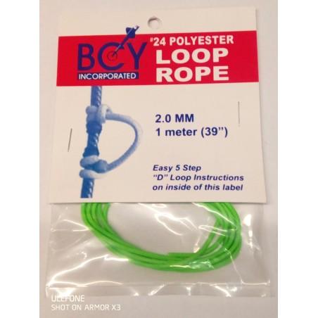 String loop 1m Green