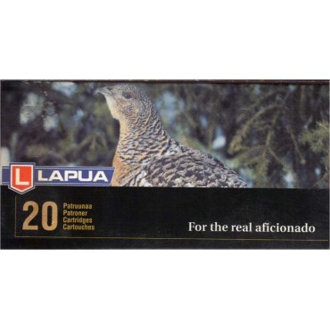 LAPUA .222  3,6g SP  /20 pcs