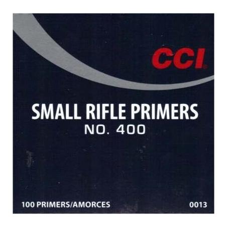 CCI Nalli 400 pieni Kivääri 100kpl/ras