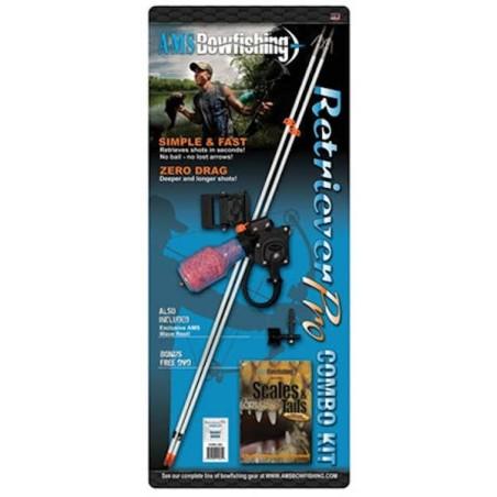 Kalastus setti /Retriever Pro® Combo Kit