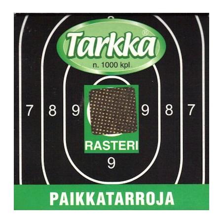 Paikkatarra RASTERI 16mm