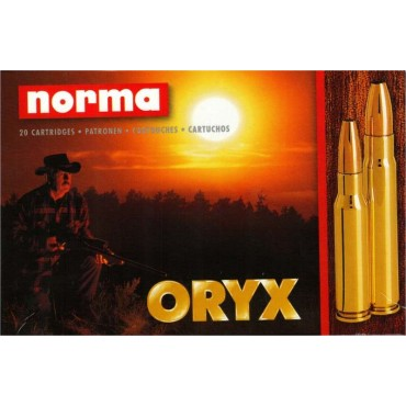 NORMA 9,3x62 ORYX SP 18,5 g