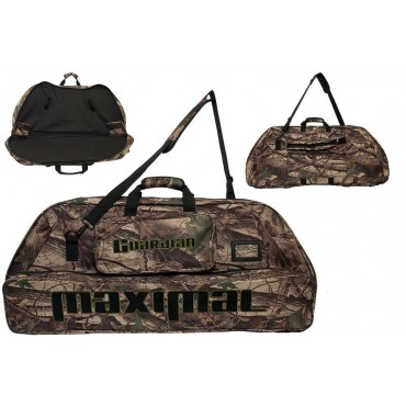 Soft bow case Maximal Camo 102*42*12, Guardian