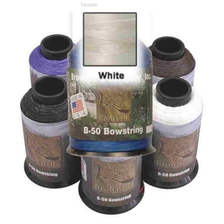 Jännelanka Brownell Dacron B50 Valkoinen 1/4lbs