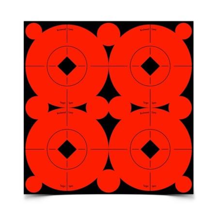 "Ampumataulu Target spots 3\""/8cm 40kpl pakkaus"
