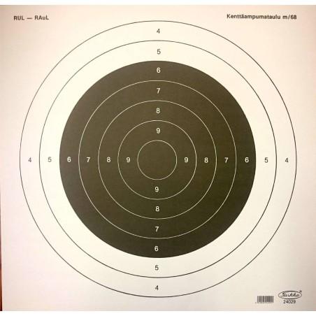 Ampumataulu, Tarkka Kenttäampumataulu M68