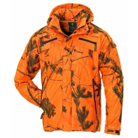 Pinewood Bear takki blaze camo oranssi