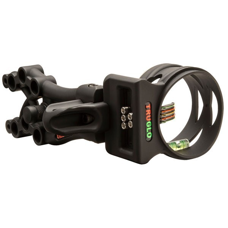 Tähtäin Truglo Carbon Xs Xtreme 5-pin Black