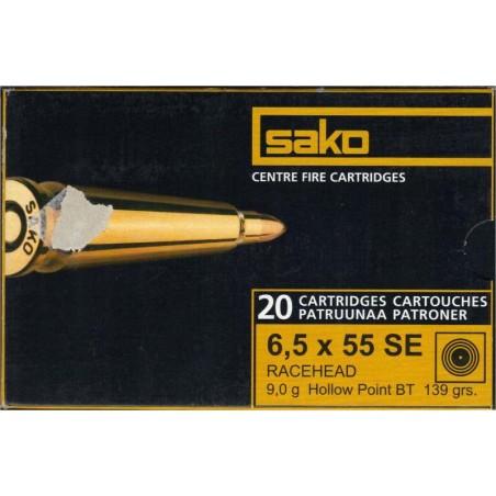 Sako 6,5X55SE Racehead 119H  9,0g / 20kpl