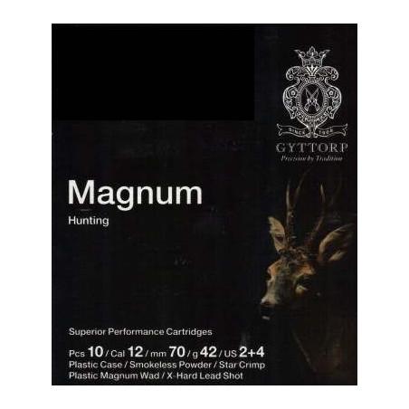 Gyttorp Magnum 2+4 /42g  10 kpl
